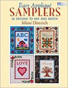 Easy Applique Samplers
